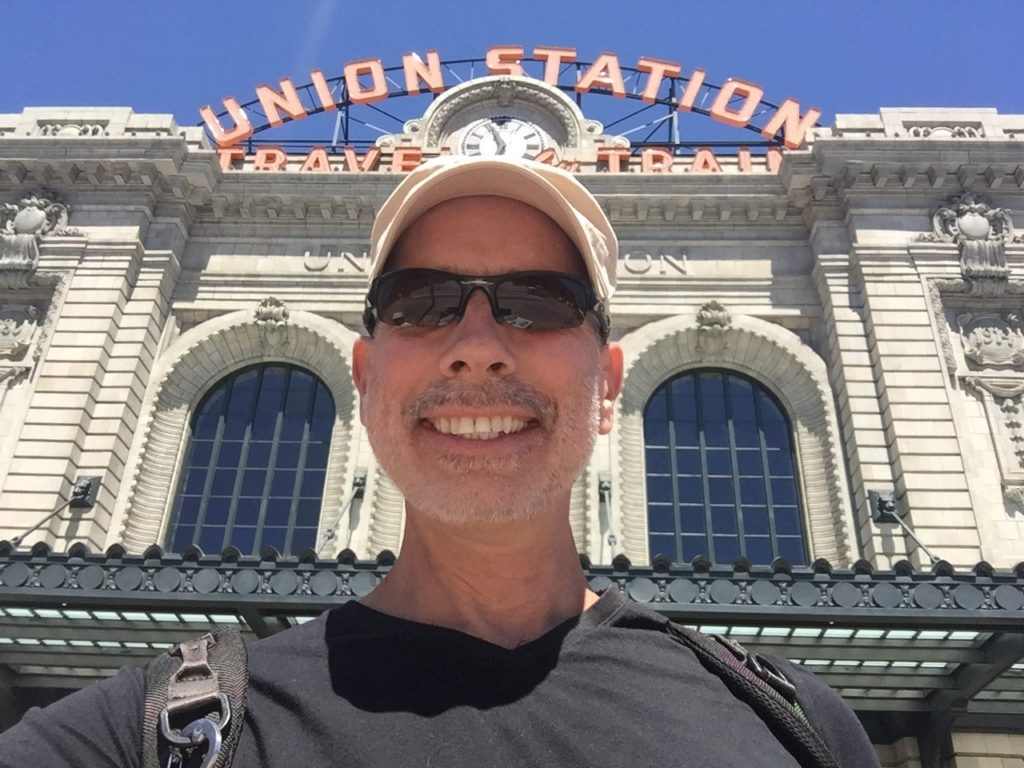 Union Station, downtown Denver, Colorado