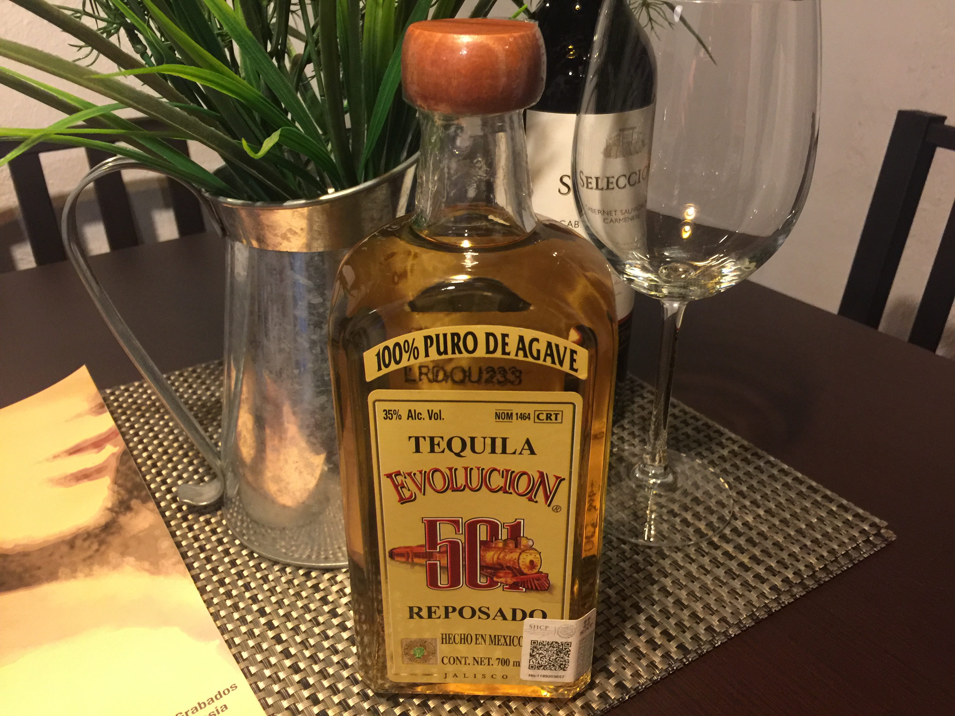 Tequila The Average Nomad